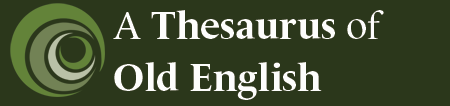 Thesaurus of Old English